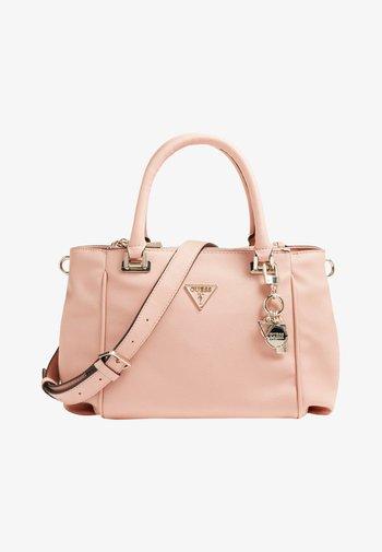 DESTINY RIEMEN - Handbag - rose