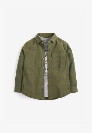 SET - Overhemd - green