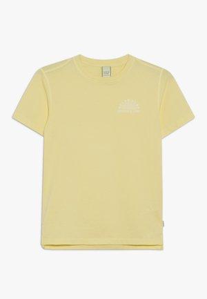 WITH ARTWORKS - T-shirt print - lemonade