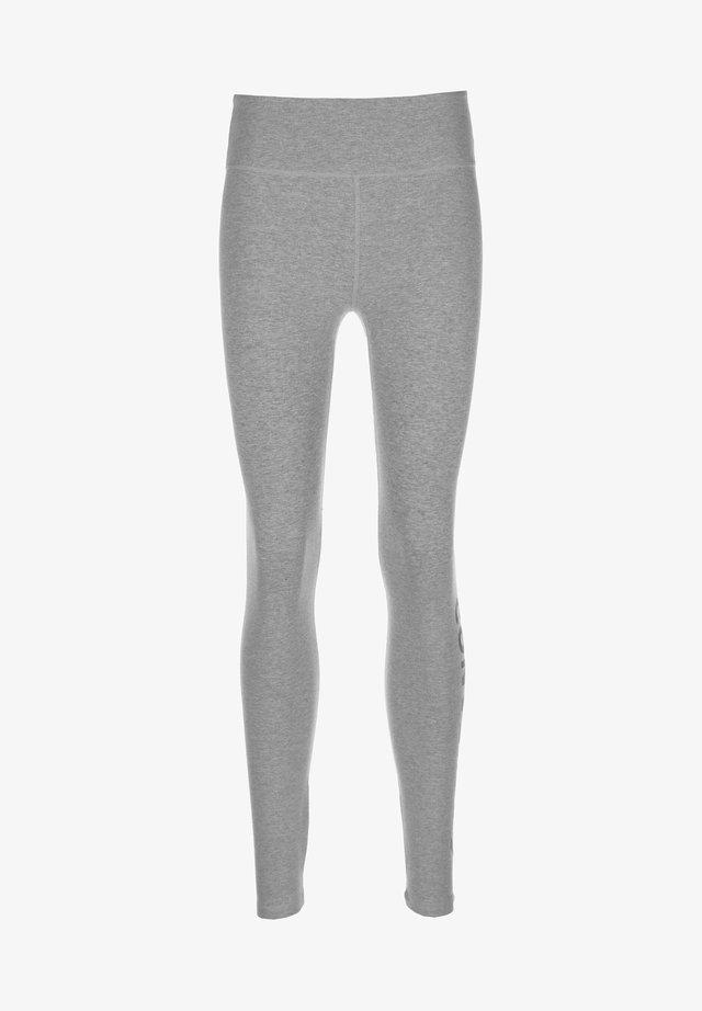 WORDMARK - Leggings - Trousers - vintage grey heather
