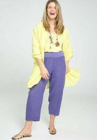 Paprika - Trousers - purple - 1