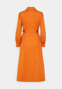 Tory Burch - ARTIST DRESS - Košilové šaty - tuscan orange - 6