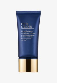 Estée Lauder - DOUBLE WEAR MAXIMUM COVER CAMOUFLAGE MAKEUP FOR FACE AND BODY SPF15 30ML - Foundation - 1C1 cool bone - 0
