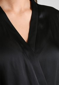 Anna Field - Dressing gown - black - 4