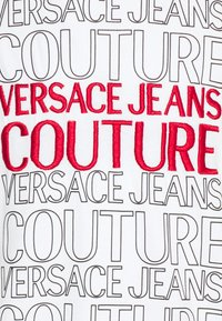 Versace Jeans Couture - MOUSE - Print T-shirt - white - 6