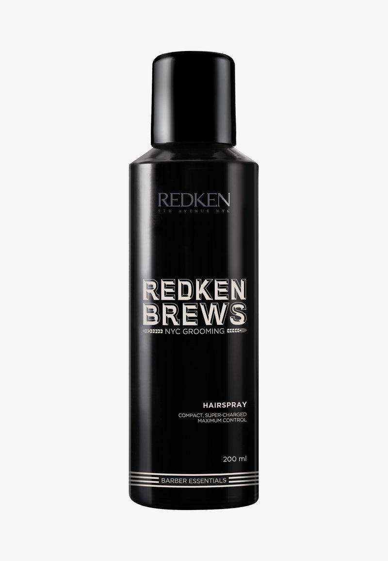 Redken - REDKEN BREWS HAIRSPRAY - Hair styling - -