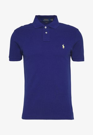 Polo shirt - fall royal