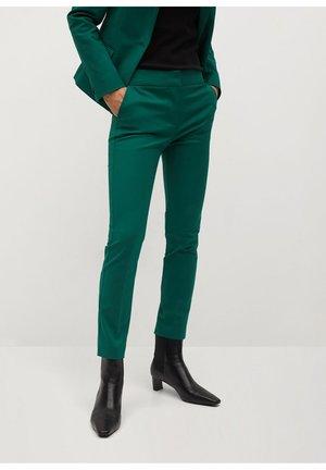 COFI7-N - Bukser - dark green