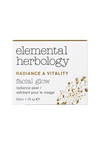 Elemental Herbology - FACIAL GLOW RADIANCE PEEL 50ML - Peeling do twarzy - neutral - 2
