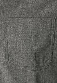 Filippa K - LOUIS GARBADINE - Lehká bunda - grey melange - 2