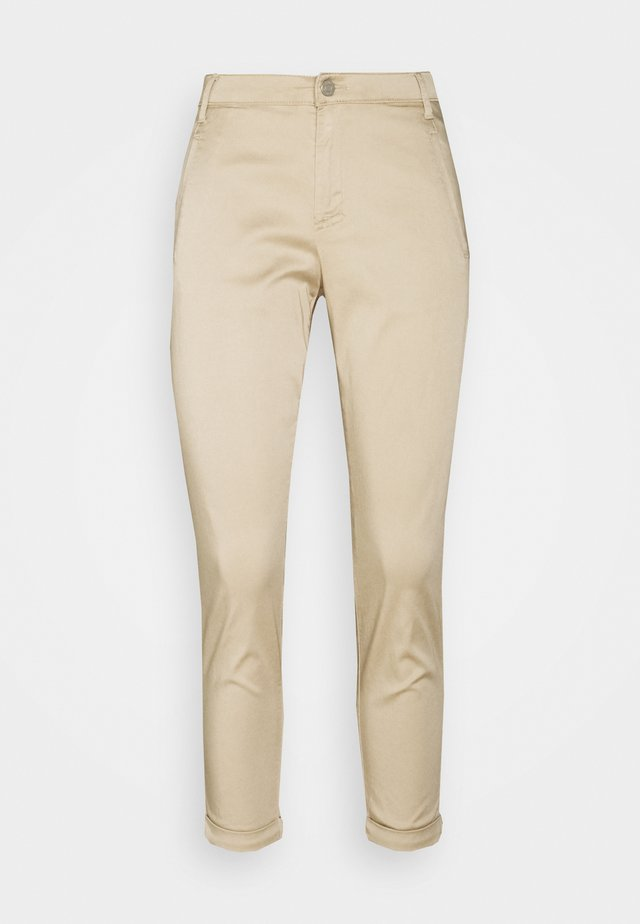 VICHINO NEW PANT - Broek - soft camel
