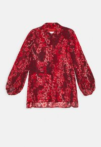 MAX&Co. - GLAMOUR - Button-down blouse - burgundy - 0