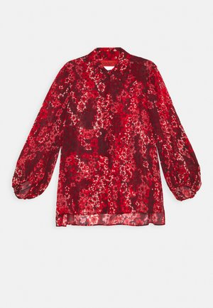GLAMOUR - Overhemdblouse - burgundy