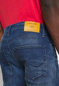 Jack & Jones - TIM ORIGINAL  - Jeans slim fit - blue denim - 5