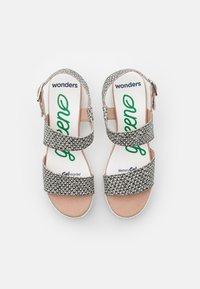 Wonders Green - Platform sandals - coralus - 5