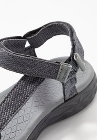 Kappa - MORTARA - Outdoorsandalen - grey/light grey - 5