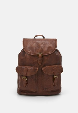 UNISEX - Ryggsekk - dark brown