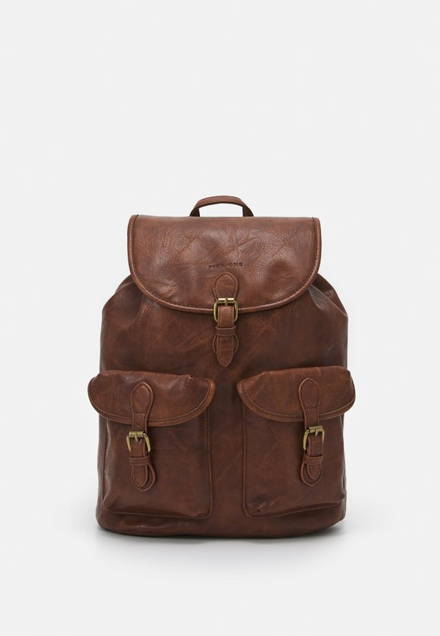 UNISEX - Rucksack - dark brown