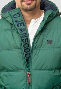 INDICODE JEANS - REGULAR  FIT - Winter jacket - smoke pine - 4