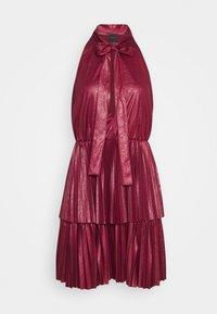Pinko - ANTONIO DRESS - Cocktail dress / Party dress - red - 6