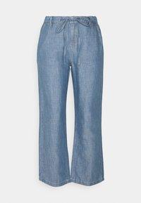Opus - MITZI - Trousers - fresh blue - 0