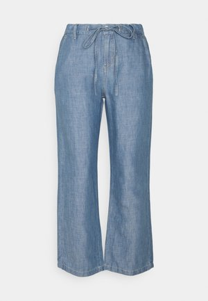 MITZI - Trousers - fresh blue