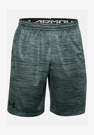 Sports shorts - lichen blue