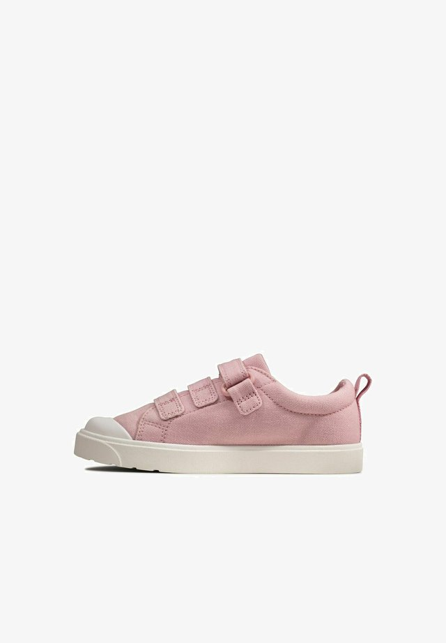 CITY VIBE  - Sneakers laag - pink canvas