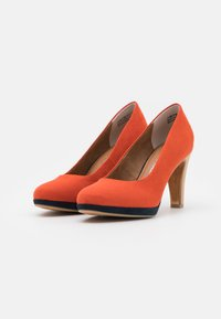 Marco Tozzi - COURT SHOE - High heels - terracotta - 2
