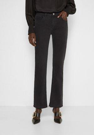 MARA: MID RISE INSTASCULPT - Jeans straight leg - dark eclipse