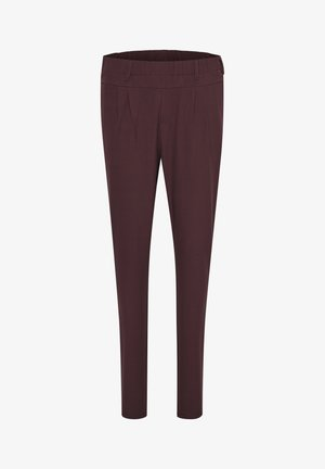 JILLIAN  - Trousers - port royale