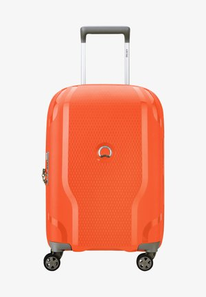 CLAVEL - Wheeled suitcase - orange