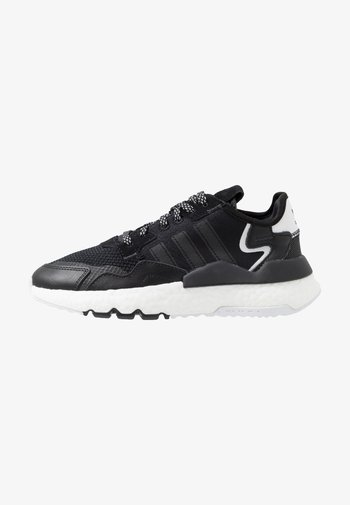 NITE JOGGER - Trainers - core black/carbon