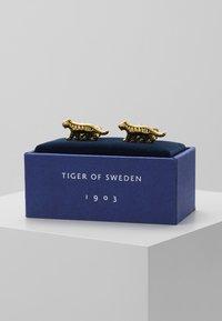 Tiger of Sweden - TIRAN - Gemelos - gold-coloured - 4