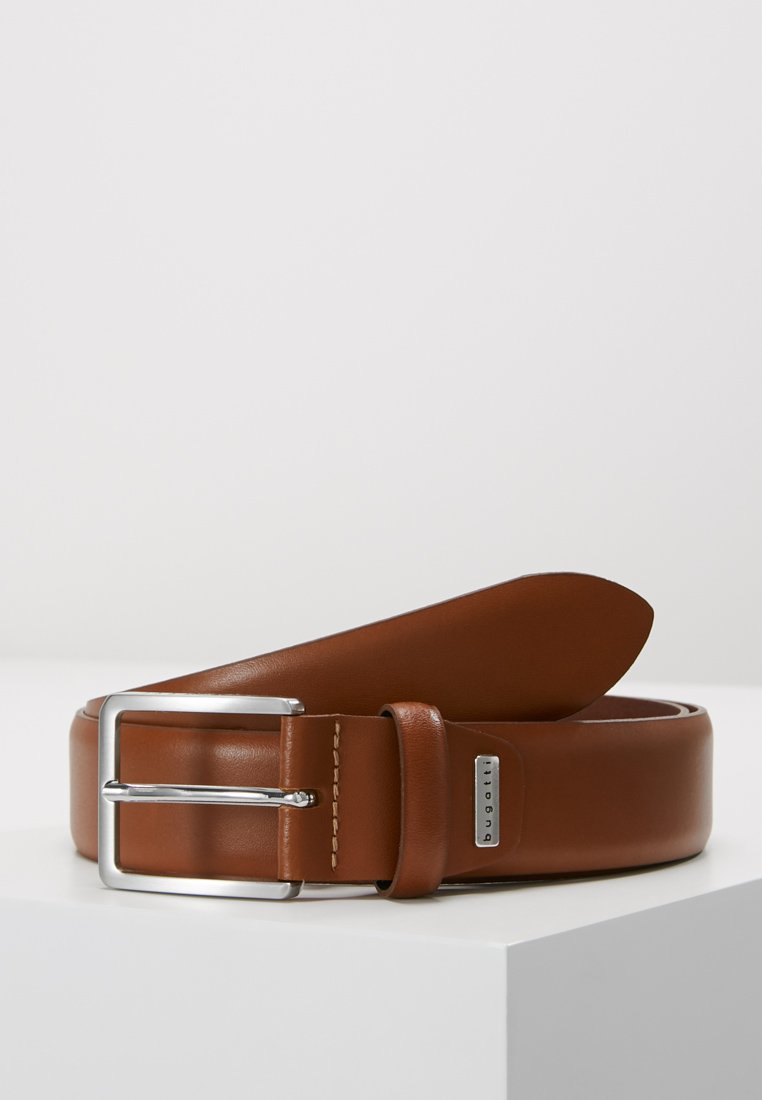 Bugatti - REGULAR - Cinturón - cognac