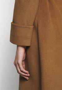 Lauren Ralph Lauren - Płaszcz wełniany /Płaszcz klasyczny - new vicuna - 6