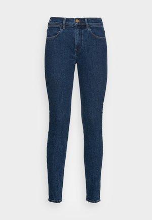 HIGH RISE - Skinny džíny - static dark