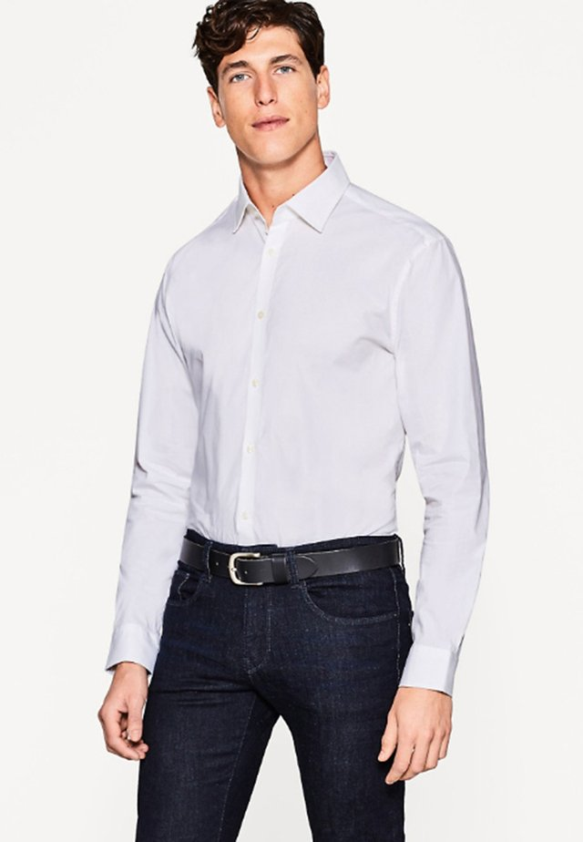 SOLID - Koszula biznesowa - white