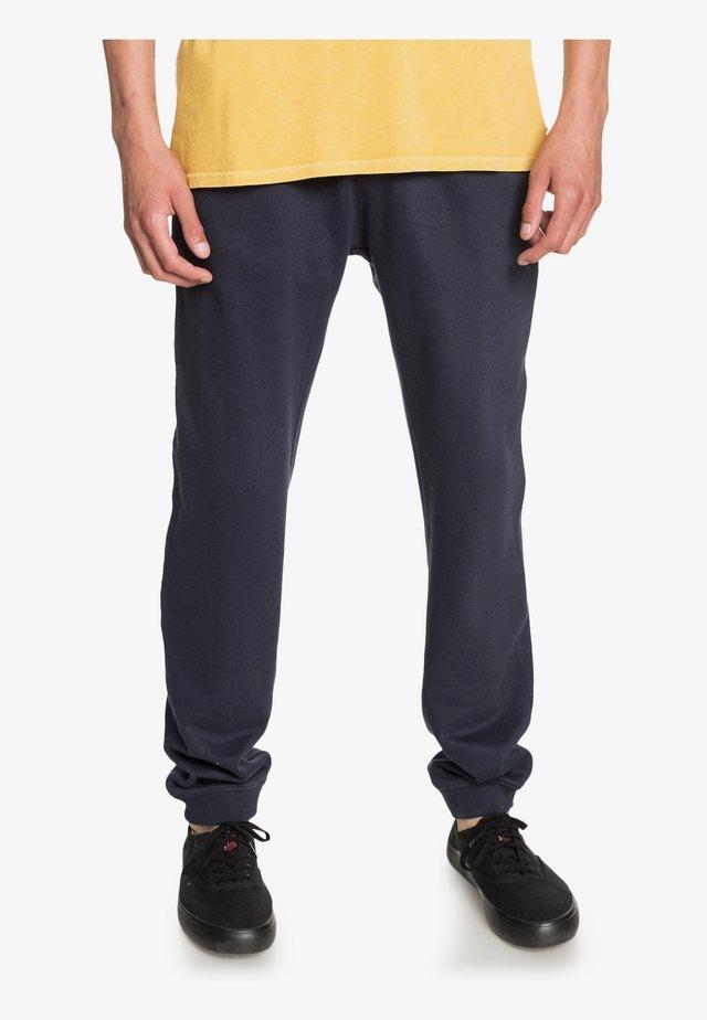 ESSENTIALS - Tracksuit bottoms - navy blazer