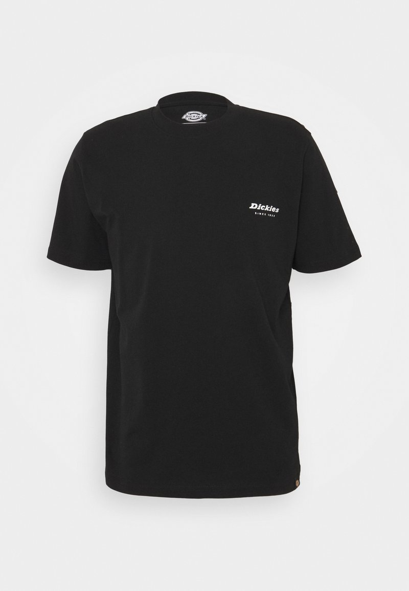 Dickies - QUAMBA BOX TEE - Camiseta estampada - black