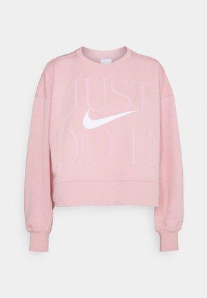 GET FIT - Sweatshirt - pink glaze/white