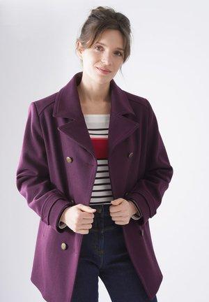 CABAN - Short coat - susina