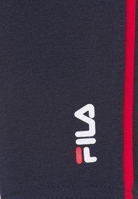 Fila - GINA 7/8 - Leggings - Trousers - black iris - 2