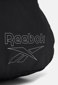 Reebok - WOMENS ESSENTIALS GRIP - Torba sportowa - black - 5