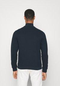 Belstaff - ZIP THROUGH - Sweater met rits - dark ink - 2