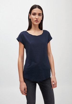 LAALE - Basic T-shirt - navy