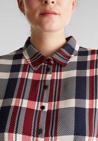 Esprit - Button-down blouse - navy - 3