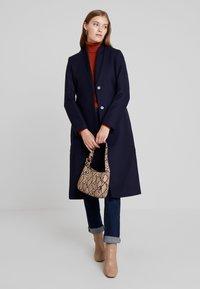 IVY & OAK - Classic coat - navy blue - 1