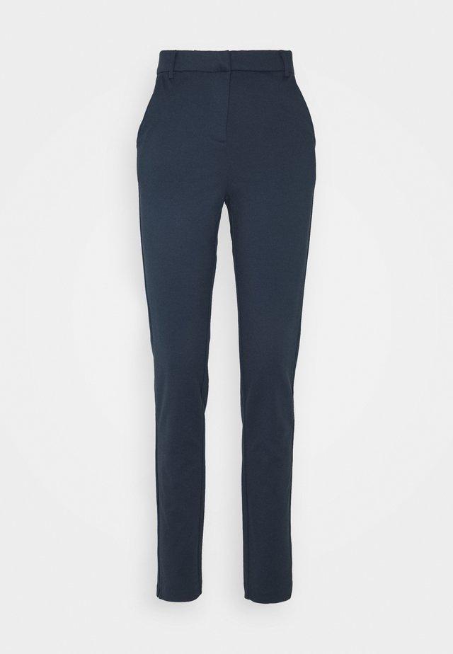 VMLILITH ANKLE PANT - Pantaloni - navy blazer