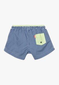 Sunuva - BOYS STRIPE SWIM  - Swimming shorts - navy - 1